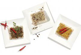 Mieszanki smakowe do ryb, na bazie przypraw sterylizowanych