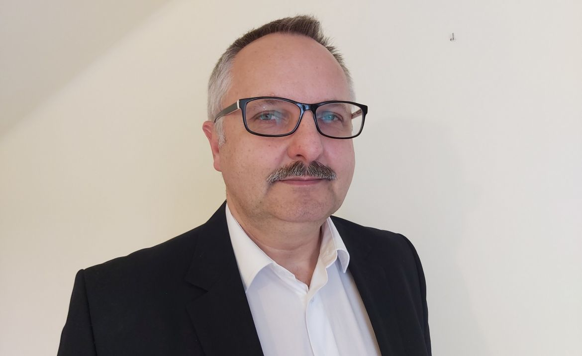 Mariusz Kolano, Senior Key Account Manager